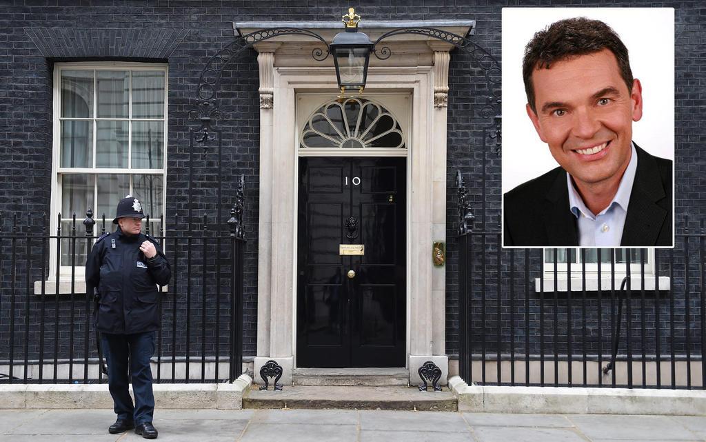 RTL-Reporter Uli Oppold London Großbritannien Wahlen
