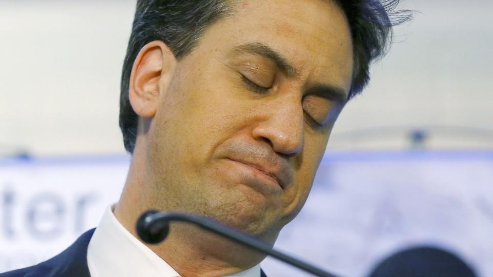 Cameron triumphiert bei der Wahl in Großbritannien, Miliband verliert