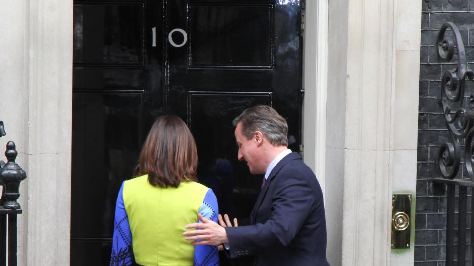 Nach Wahl in Großbritannien: Cameron muss sich nun stellen