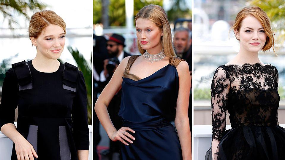 Frisuren In Cannes Promis Zeigen Die Haartrends Auf Dem Roten Teppich