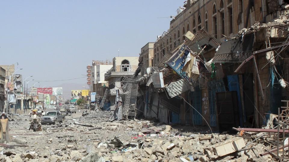 Beim Anschlag auf eine schiitische Moschee sind in Saudi-Arabien mindestens 22 Menschen ums Leben gekommen.