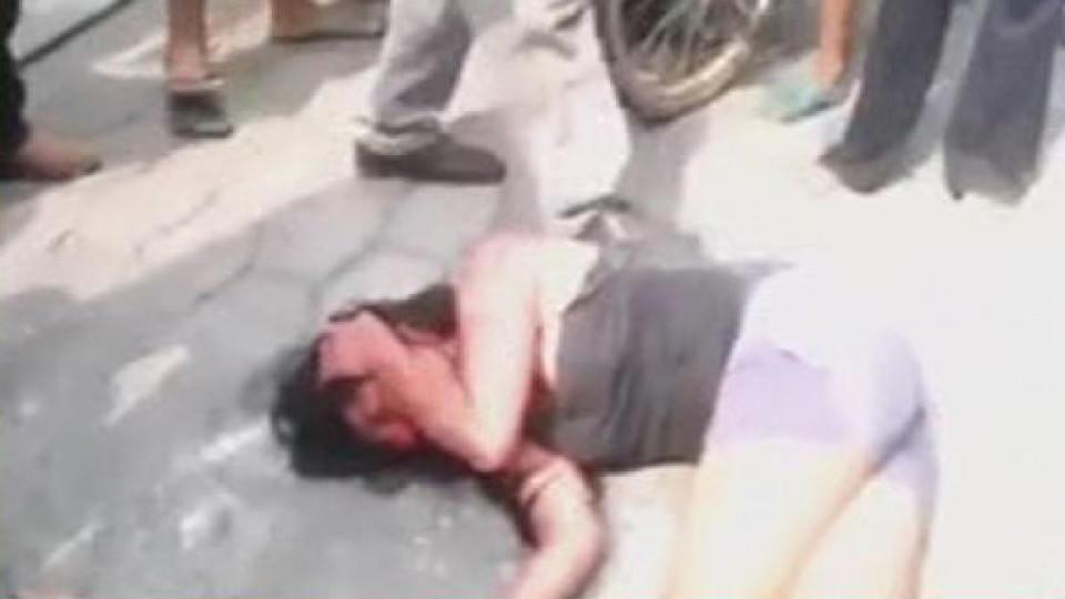 guatemala lebendigem leib verbrannt jaehrige stirbt durch lynchmob