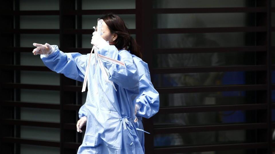Südkorea: Zahl der MERS-Kranken steigt.