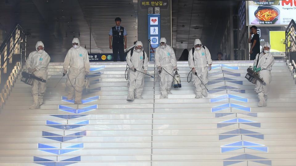 Zehn MERS-Tote in Südkorea