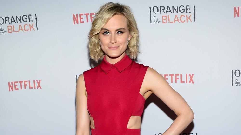 """Taylor Schilling wurde durch ihre Rolle in der Serie  """"Orange Is The New Black"""" zum internationalen Star"""