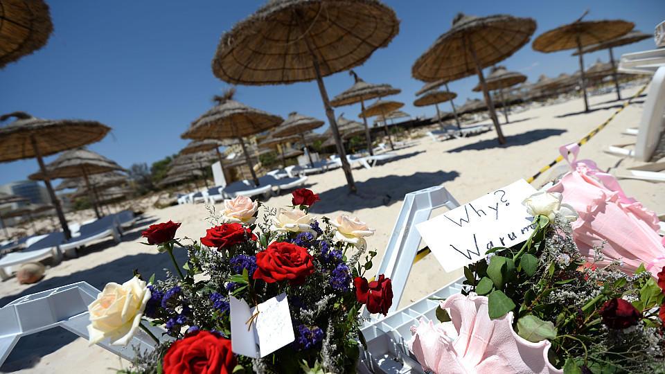 Anschlag Hotel Tunesien