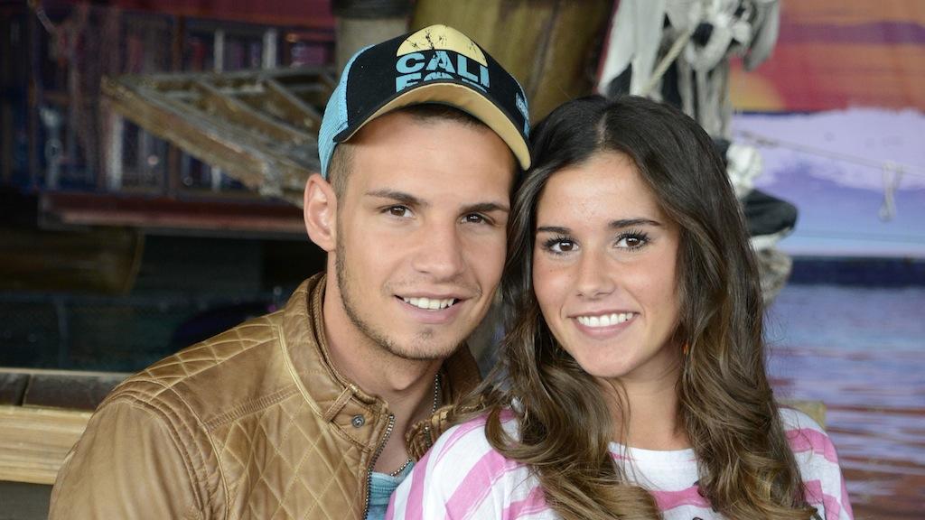 Sarah und Pietro Lombardi sind stolze Eltern des kleinen Alessio.