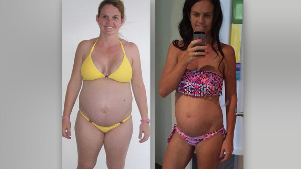 30 schwangerschaft Weight Gain