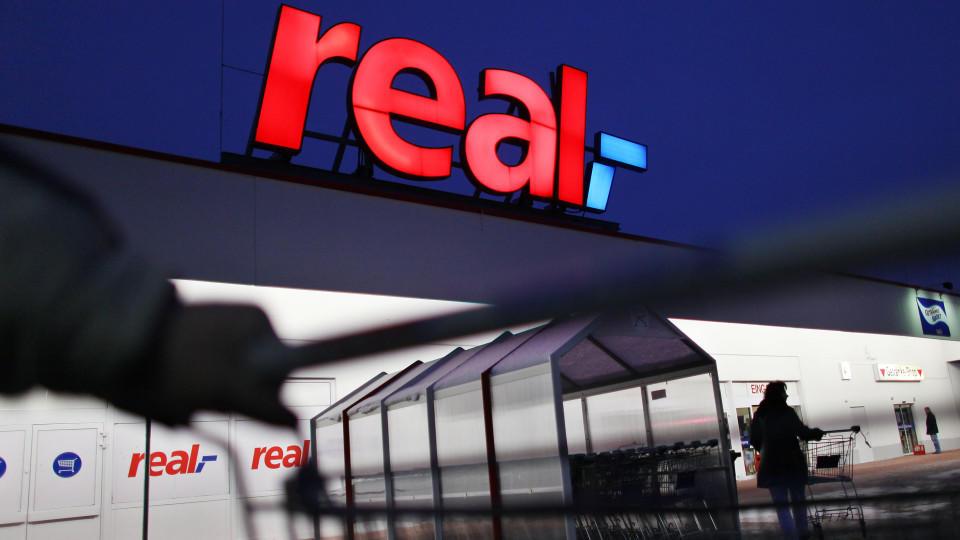 Ärger mit Lieferanten: Leere Regale bei Real