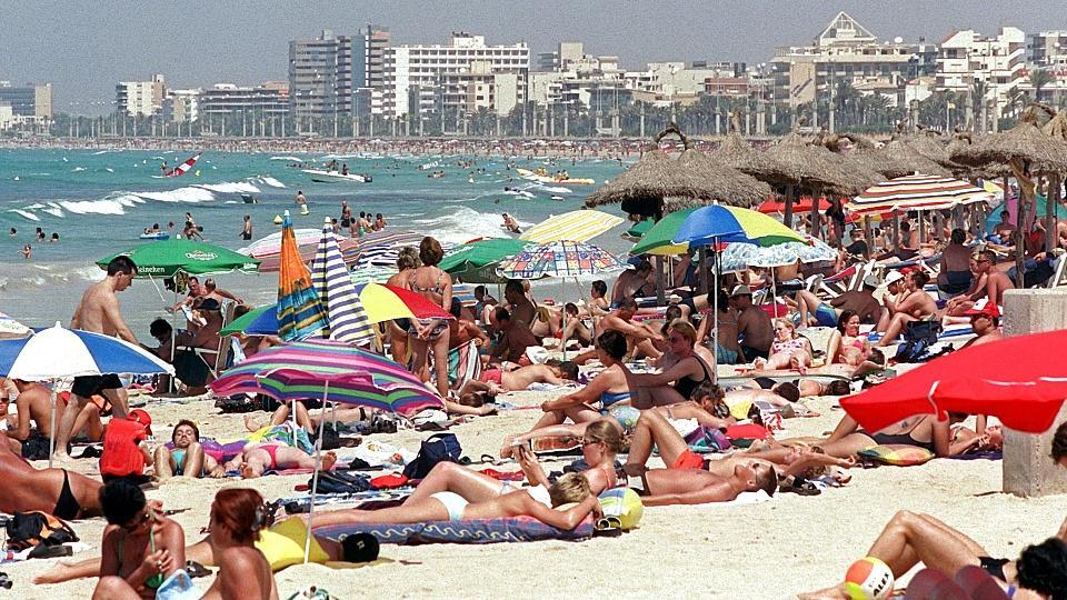 Nicht nur Mallorca steht bei den deutschen Urlaubern weiter hoch im Kurs.