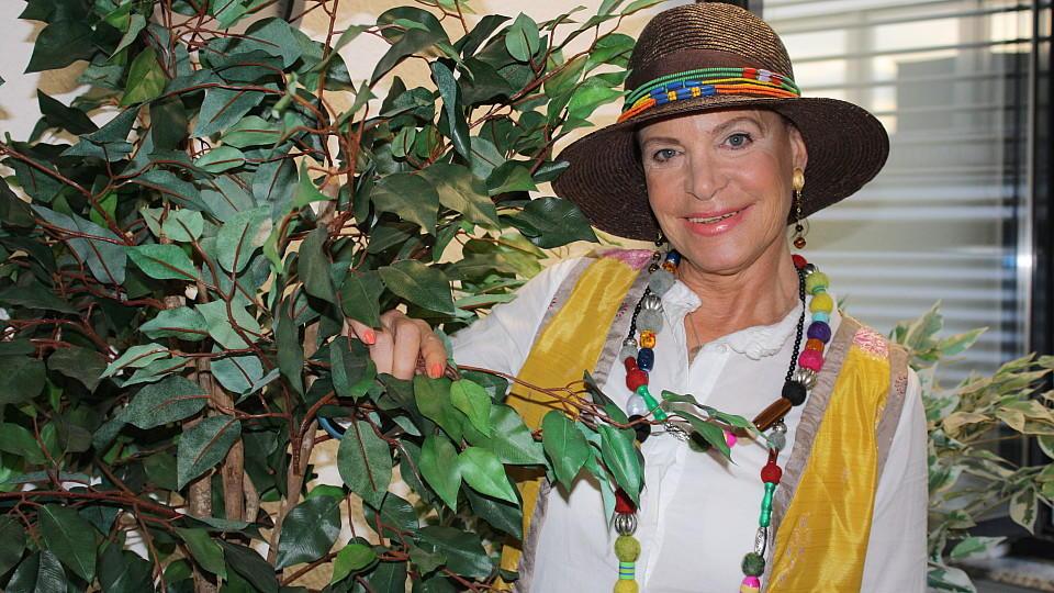 Barbara Engel hat einen Wunsch für das Dschungelcamp 2016