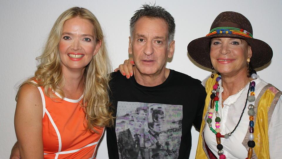 Julia Biedermann, Eike Immel und Barbara Engel im Interview.