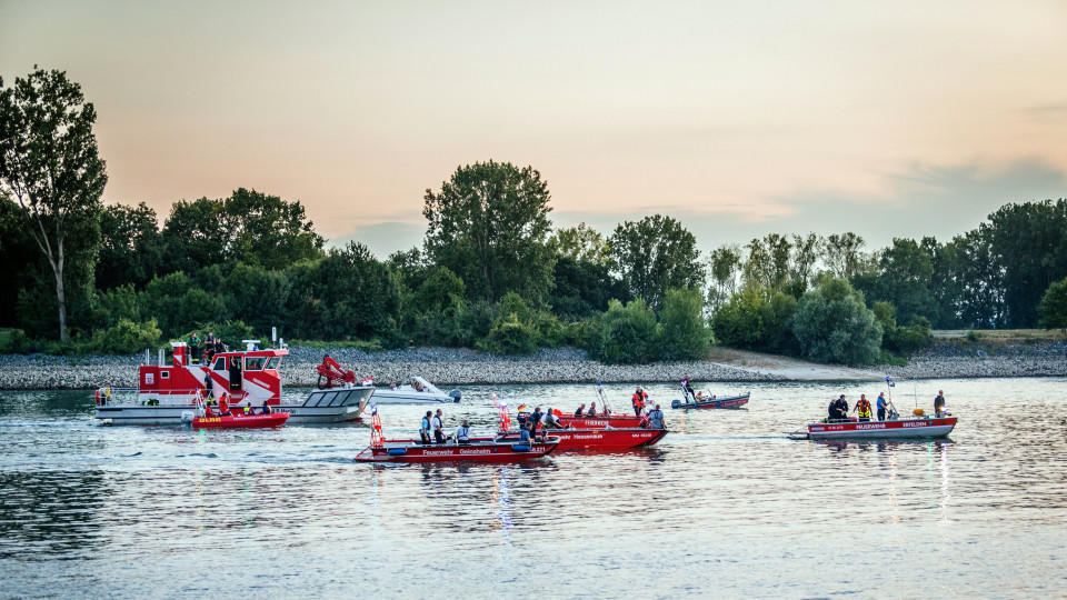 Ertrunken Im Rhein