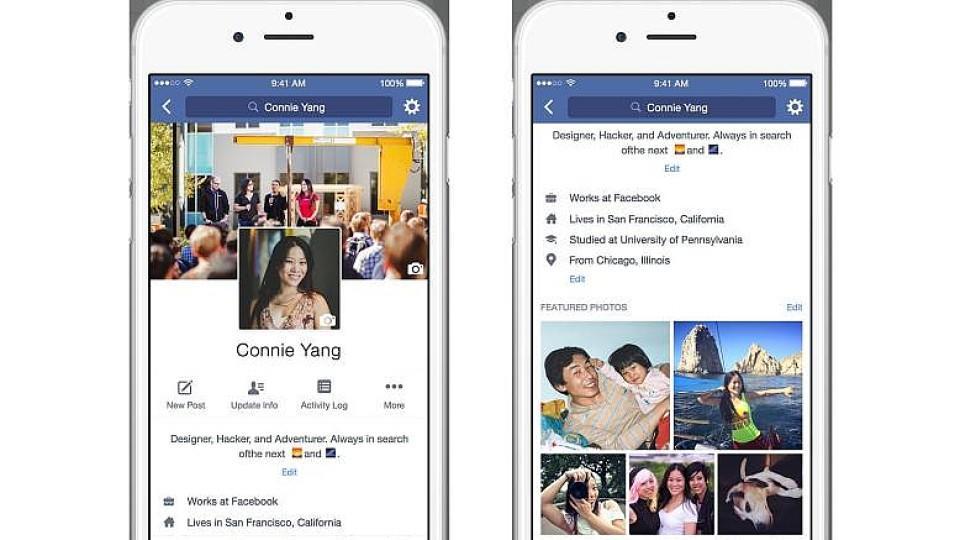 Facebook arbeitet derzeit mit Hochdruck an weiteren Funktionen.