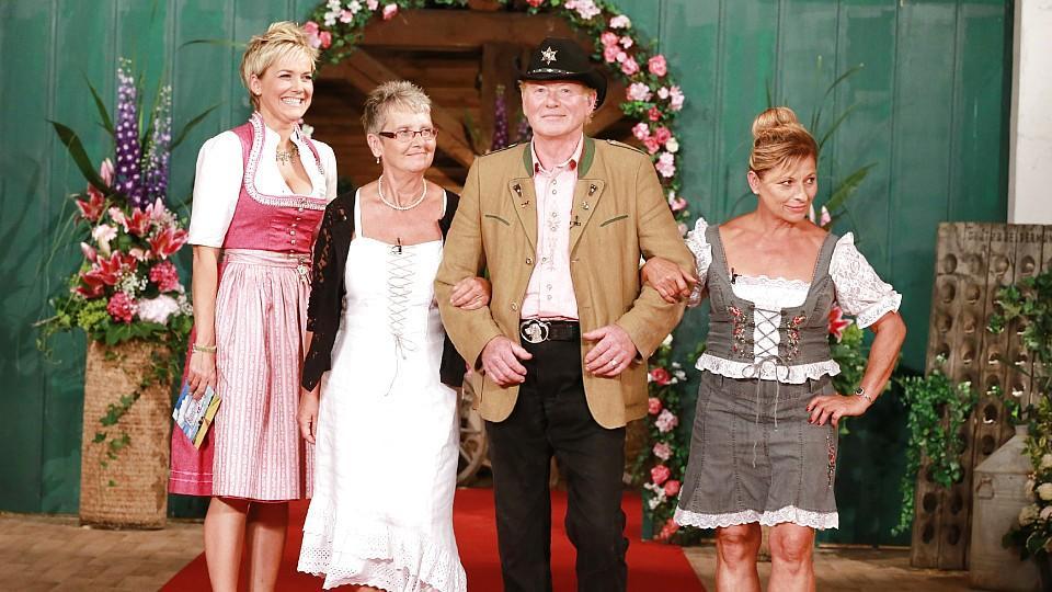 Bauer sucht Frau Kandidaten Gewinner News Videos Fotos - TV