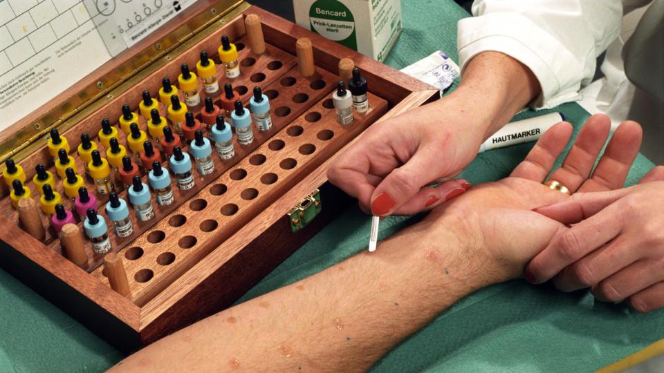 Die Ärzte versuchen herauszufinden, was den allergischen Schock ausgelöst hat. (Symbolbild)