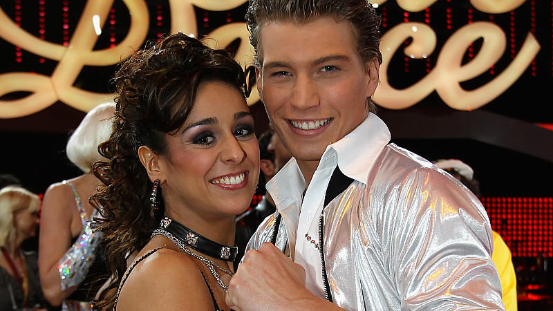 Raúl Richter und Melissa Ortiz-Gomez