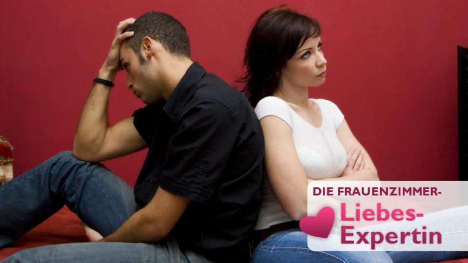Beziehungsstreit: Alte Streitthemen vorwerfen ist ungesund für die Beziehung