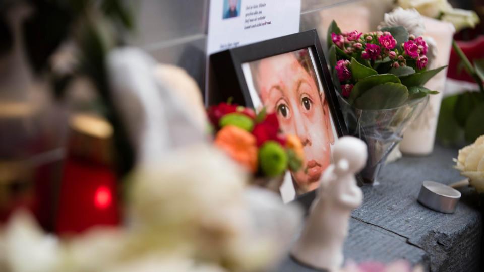 Die Gedenkstätte des ermordeten Flüchtlingskindes Mohamed (4).