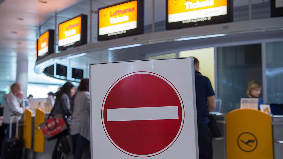 Über 1,2 Millionen Rückerstattungsanträge sind bei der Lufthansa noch offen.