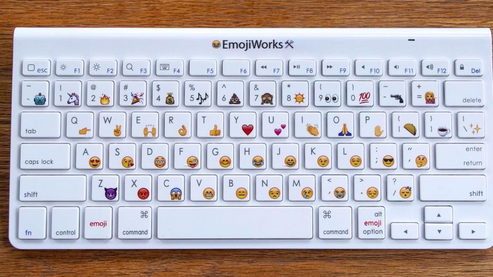 Machen tastatur smileys mit Mit deiner