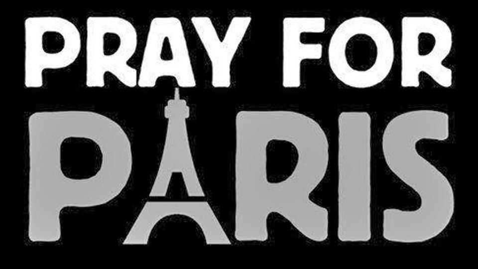 'Pray For Paris' - So reagiert das Netz auf den Terror-Schock