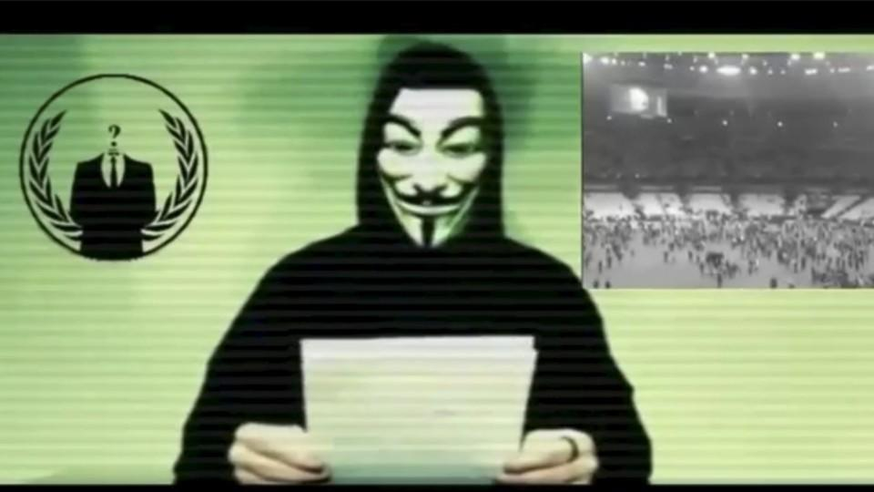 'Anonymous' hat dem IS den Krieg erklärt.