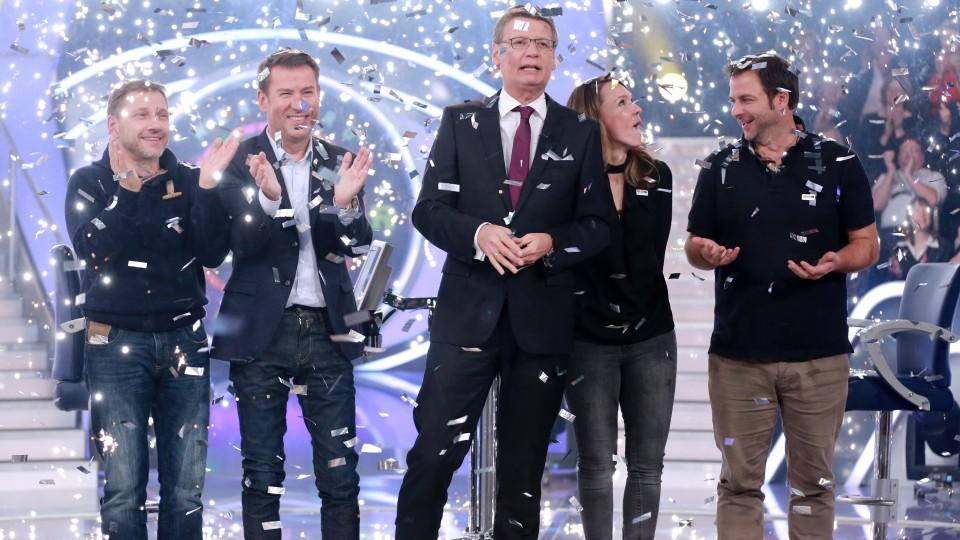 """Sensation beim 31. """"Wer wird Millionär? - Prominenten-Special"""": Martin Rütter erhöht seine Gewinnsumme"""