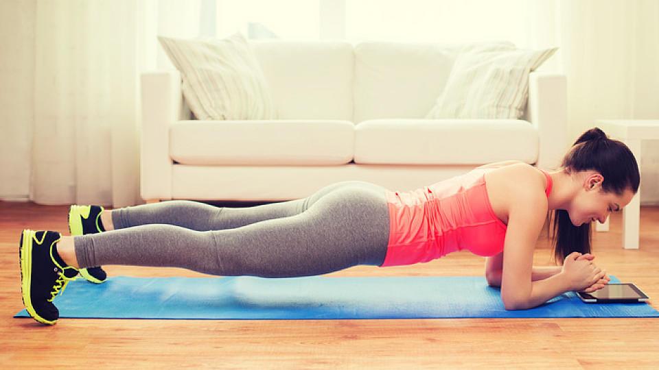 Top Fitness-Basics, die im Herbst jeder ohne Fitnessstudio braucht.