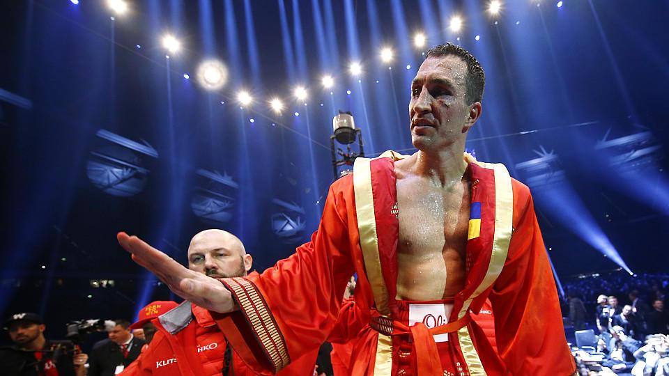 Sensation in Düsseldorf: Fury entthront Klitschko