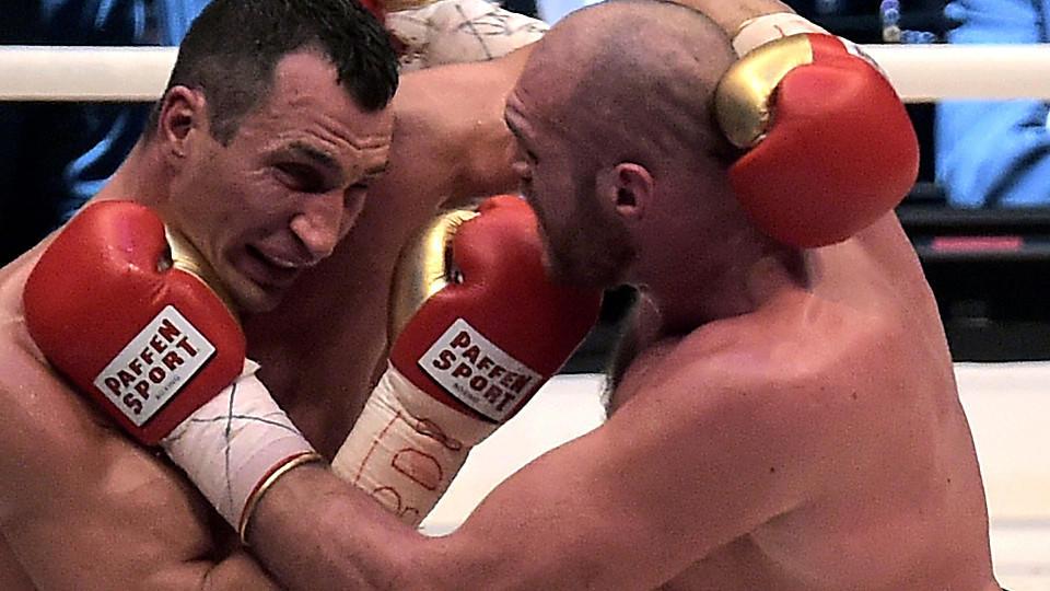 Rundenprotokoll: So verlor Wladimir Klitschko alle Gürtel an Tyson Fury