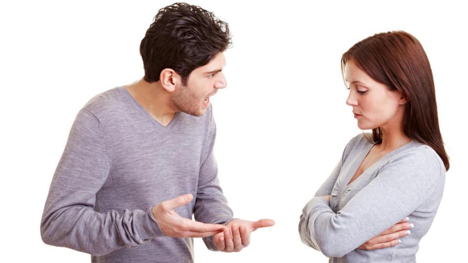 Frauen mit Harmoniezwang gehen Streit oft aus dem Weg.