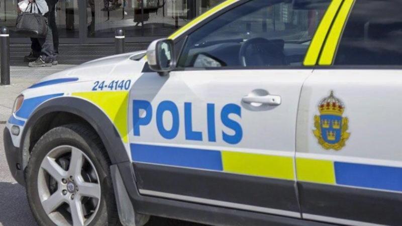 Die schwedische Polizei sucht den mysteriösen Clown von Varberg.