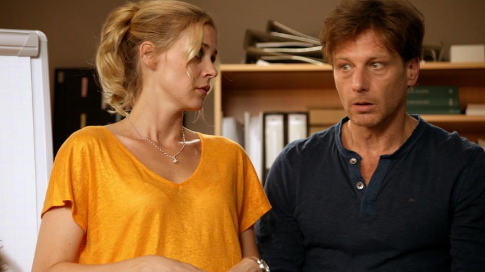 Der Lehrer: Karin Noske und Stefan Vollmer