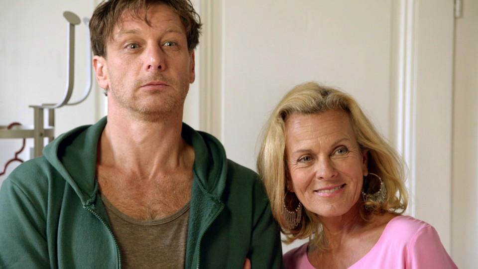 Der Lehrer: Stefan Vollmer und Mutter Noske