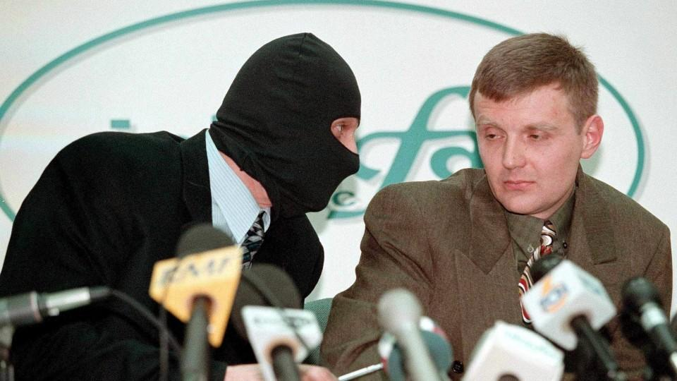 Alexander Litwinenko wurde vergiftet
