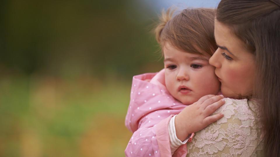 Vor allem Frauen werden von den Vätern ihrer Kinder allein gelassen.