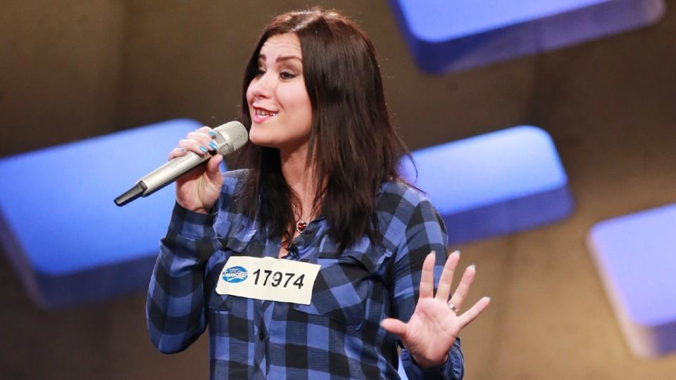 DSDS-Kandidatin Angelika Ewa Turo