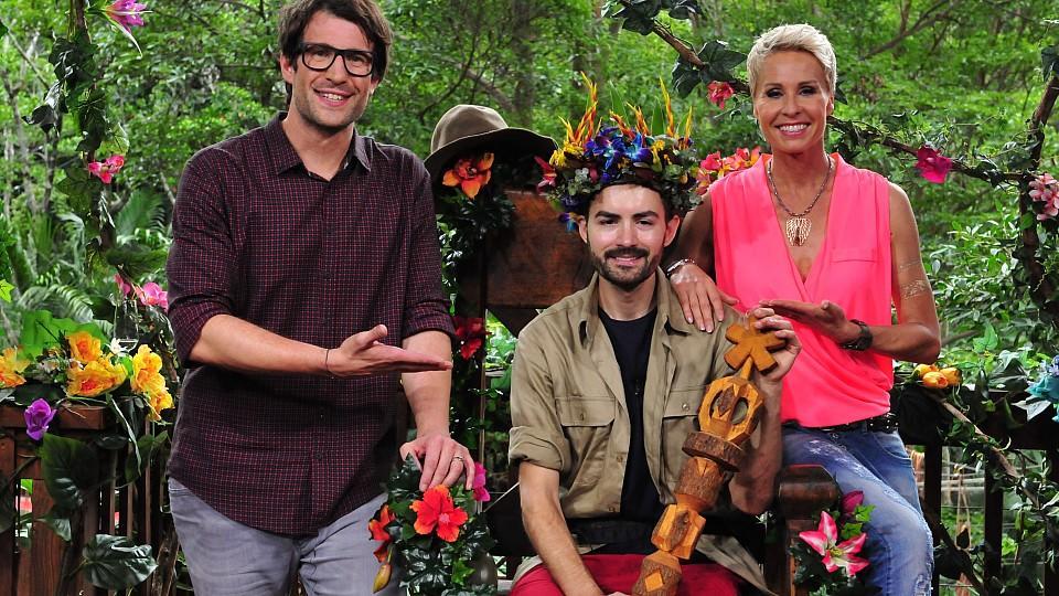 Die Zuschauer haben gesprochen: Menderes holt die Dschungelkrone