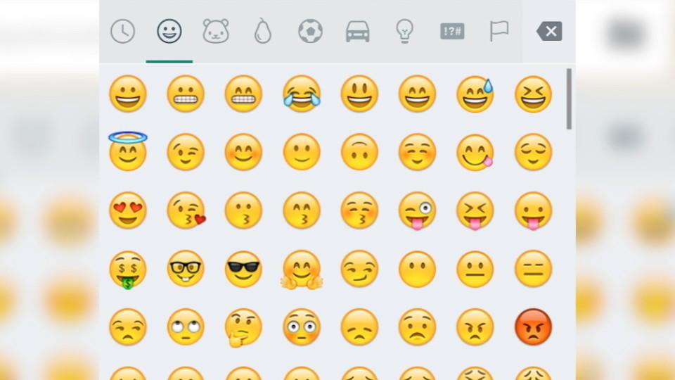 Neue Emojis: Diese Icons werden am häufigsten verwendet