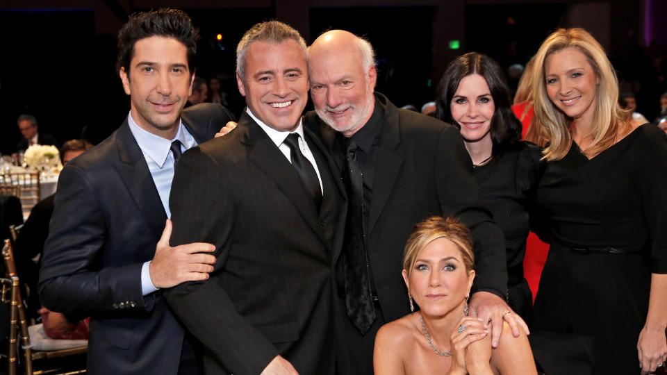 'Friends'-Reunion: Wann hat man die zuletzt zusammen gesehen?