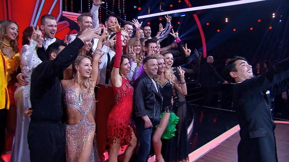 """Die """"Let's Dance""""-Kandidaten zeigen Gefühle"""