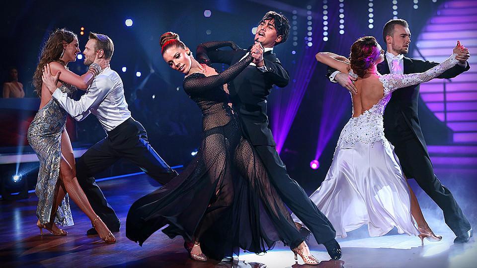 """Bei """"Let's Dance"""" sind in Liveshow drei noch zwölf Promis im Rennen"""