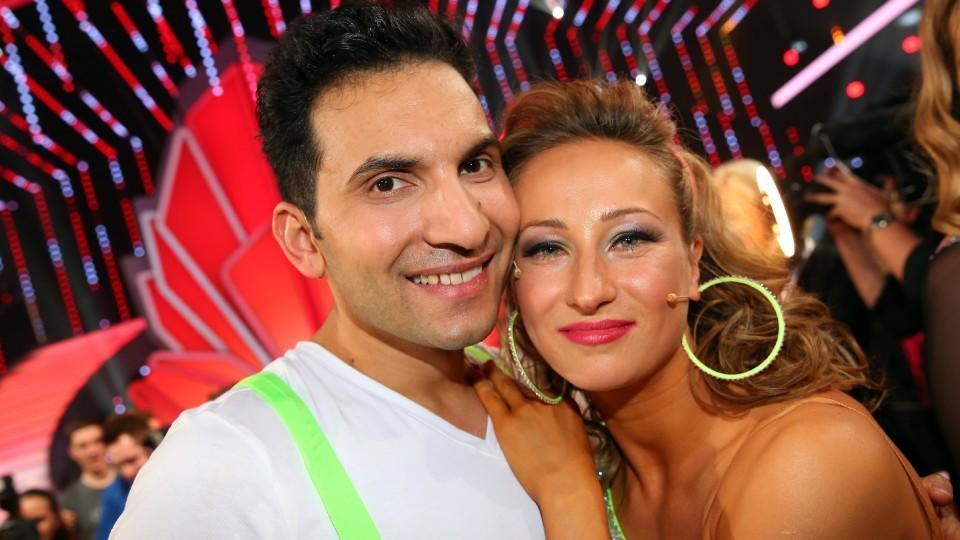 """Aus für Attila Hildmann und Oxana Lebedew ist in der dritten Liveshow von """"Let's Dance"""" 2016."""