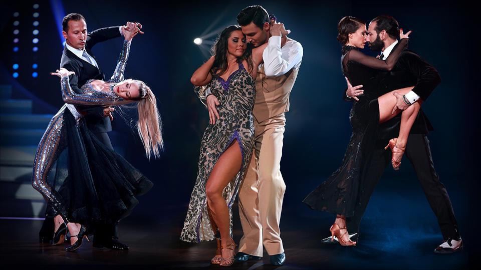 """Die vierte """"Let's Dance""""-Liveshow stand unter dem Motto der 90er-Jahre."""