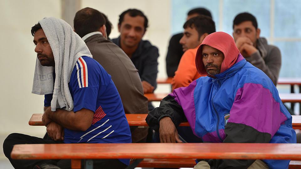 Immer weniger Flüchtlinge aus Maghreb-Staaten