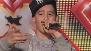"""""""X Factor""""-Kandidat Enrico Zümrüt will hoch hinaus"""