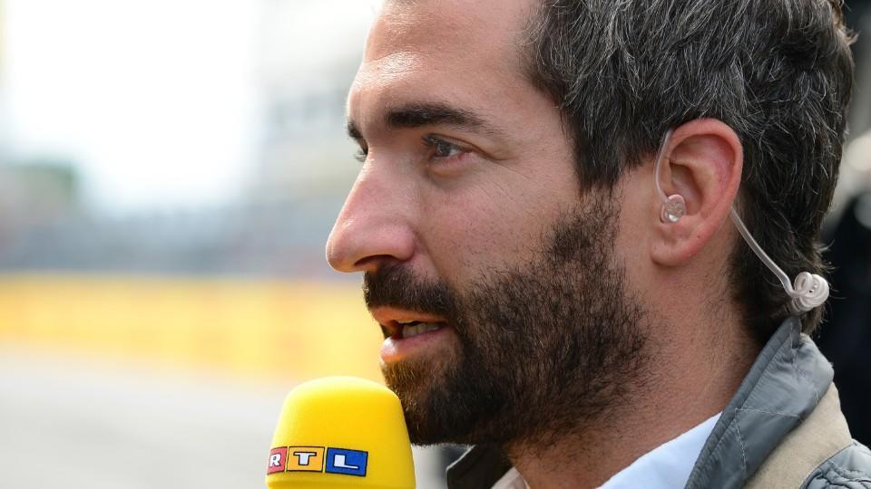 Ex-Formel-1-Fahrer Timo Glock erweitert das RTL-Team.