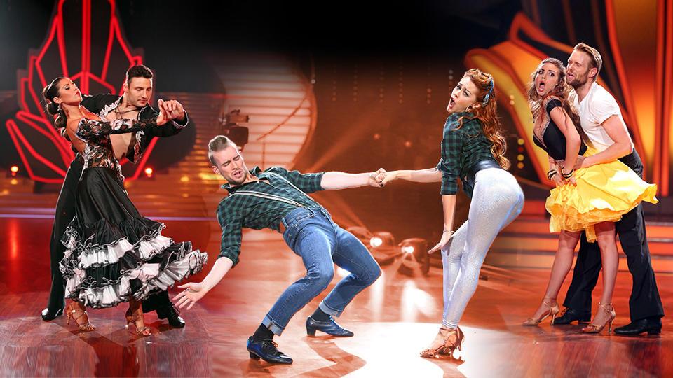 Lets Dance 2016 Das Waren Die Tänze In Der Achten Liveshow