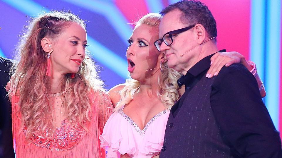 """In Show 8 von """"Let's Dance"""" heißt es: Goodbye, Alessandra Meyer-Wölden."""